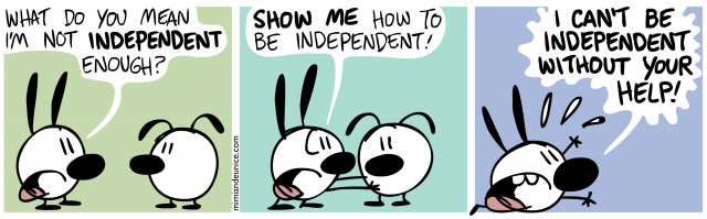 Independent - Mimi and Eunice