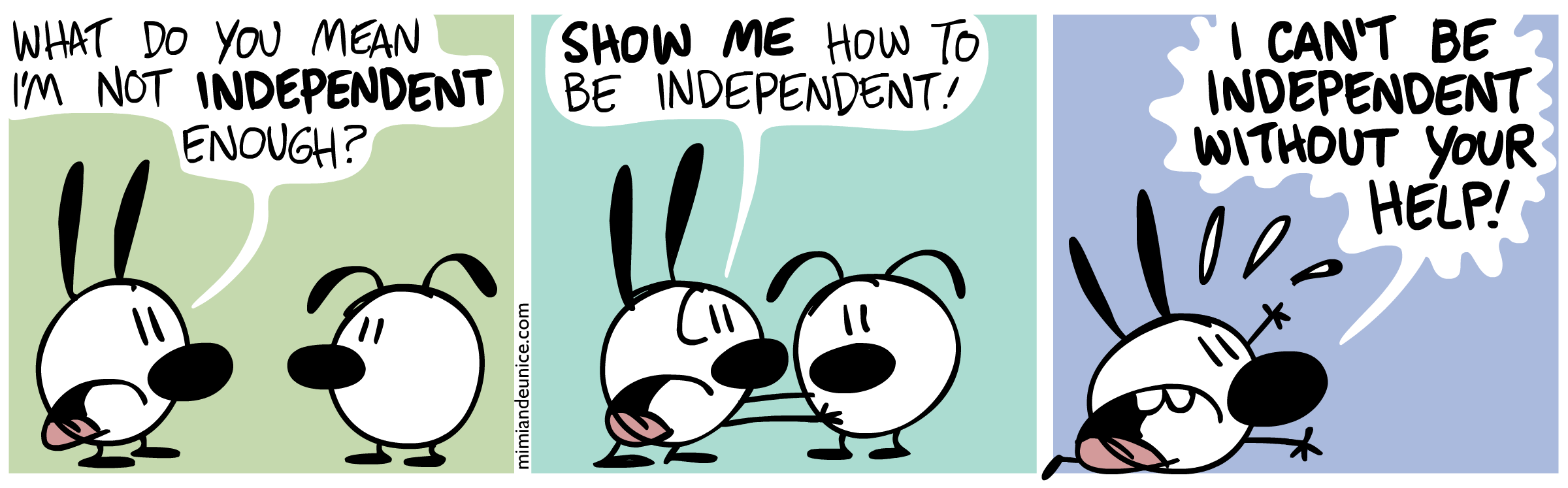 independent variable MEMEs
