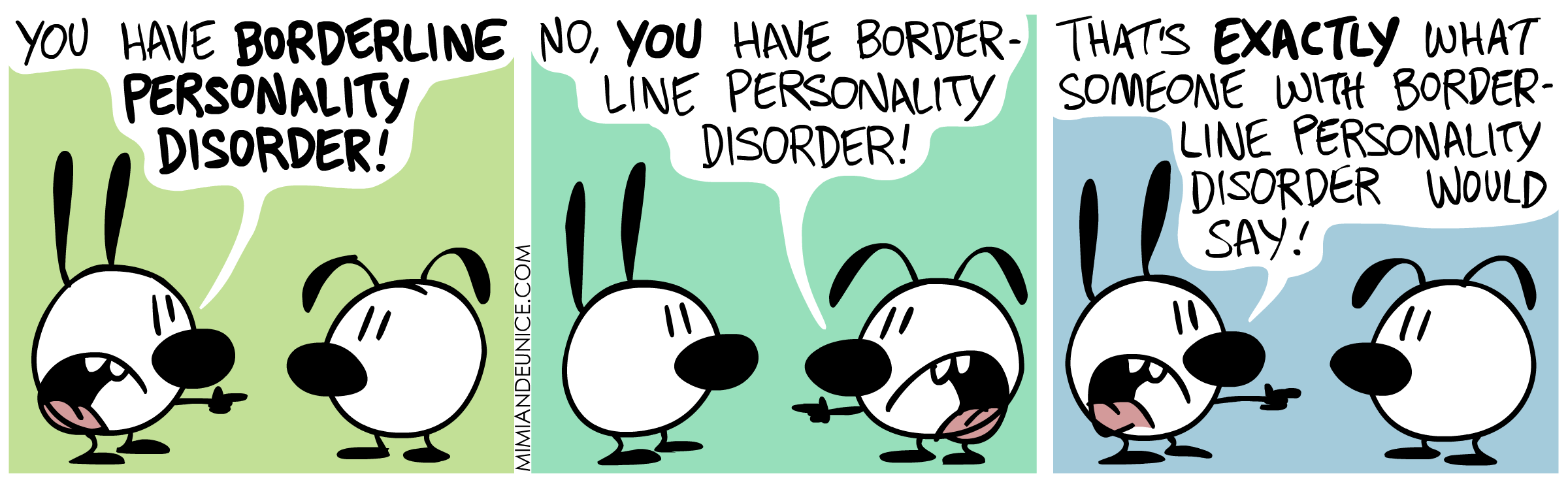 how to tell someone you have bpd